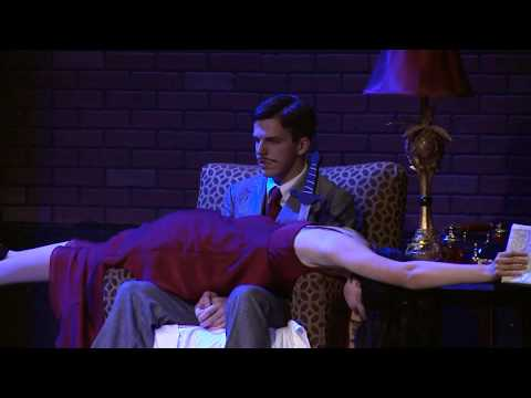 THE 39 STEPS Scene 4 thru 8 Stratford Playhouse