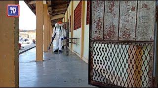 Penjara Marang disanitasi