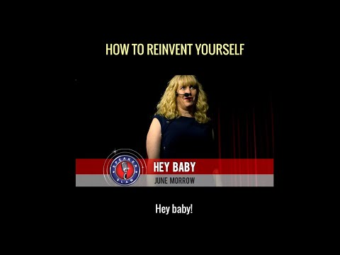 How to reinvent yourself at any age