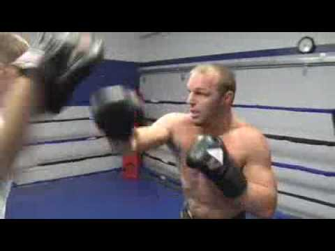 Paul Bradley MMA Fighter