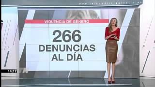 Cristina Ortega Ainhoa Gonzalez Telenoticias Fin de Semana 07