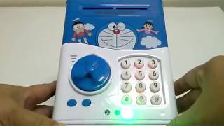 How to change Password of Piggy Bank Toy