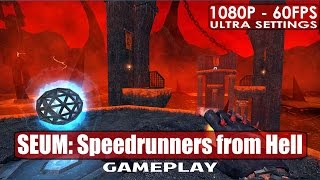 SEUM: Speedrunners from Hell gameplay PC HD [1080p/60fps] - Recommended Game