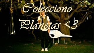 Colecciono Planetas ~ Siddhartha ~ Letra