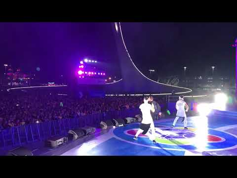 FAYDEE - Can't Let Go | LIVE in RUSSIA 2017