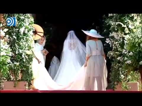 La boda de cayetano rivera y eva gonz lez youtube for Cayetano rivera y blanca romero boda