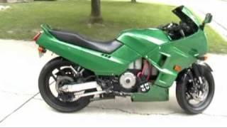 Ninja Electric Motorcycle Conversion