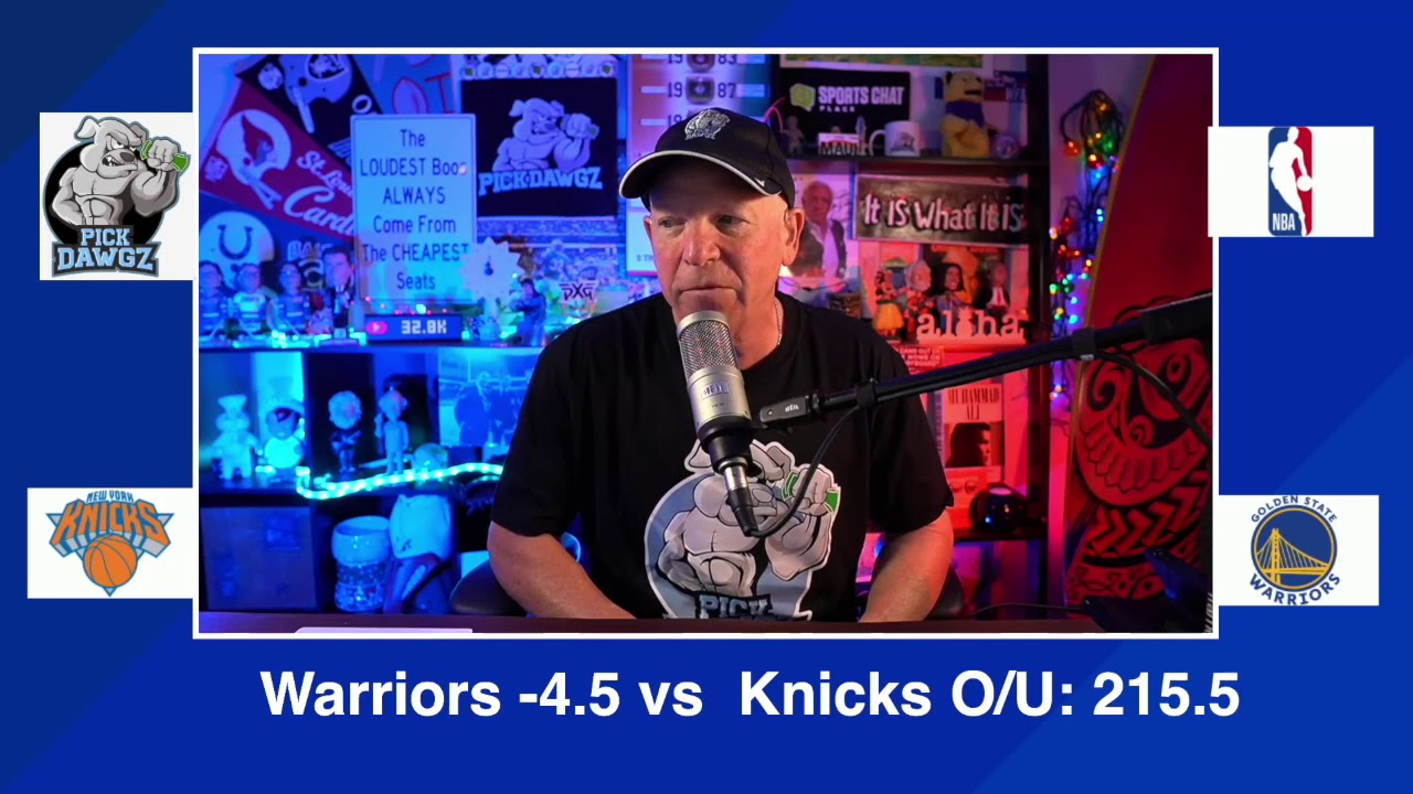 Knicks vs. Warriors predictions: Best bets, pick against the spread ...