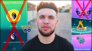 WATCH THIS BEFORE USING THE UNOVA STONE! (Pokémon GO)