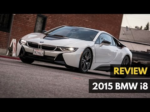 Bmw I8 Review Is This The Iphone Car Gadget Review Youtube