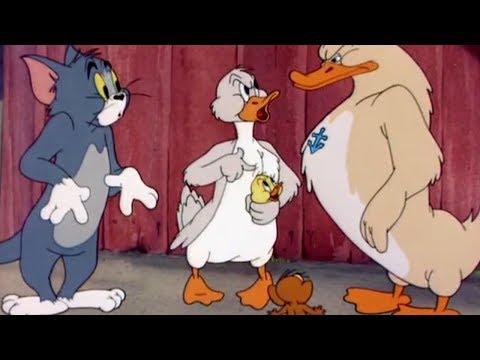 Том и Джерри - Крошка утенок (Серия 47)