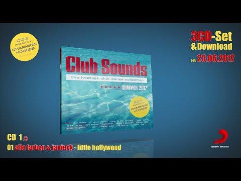 Club Sounds Summer 2017 (Official Minimix)