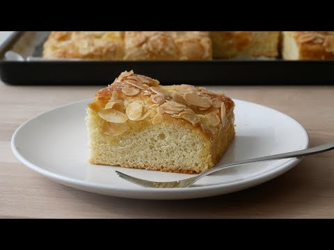butterkuchen  quick and easy pastry