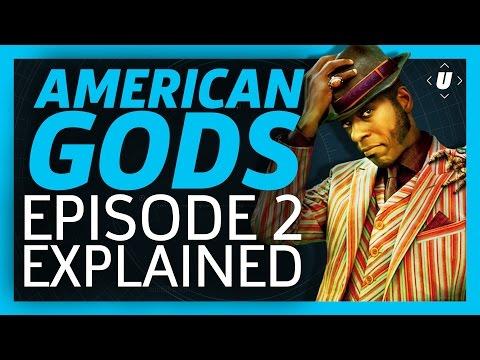 American Gods Episode 2 Breakdown!