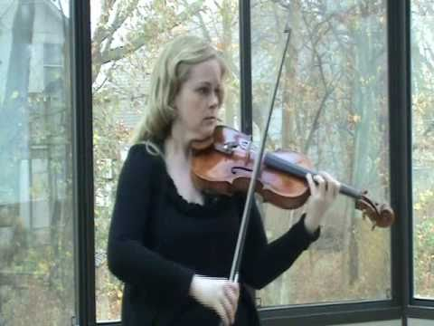 Colleen mccullough violin