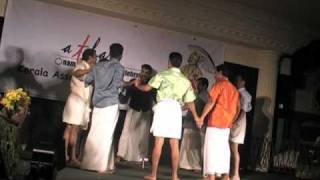 Derry Boys Dance - Malayalam Song Gokilapala/Aarumukhan Group Dance - Onam Naadan Thiruvadhira Dance