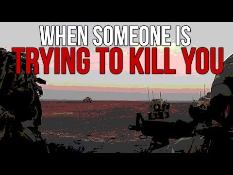 When Someone is trying to Kill You The Two Way Range