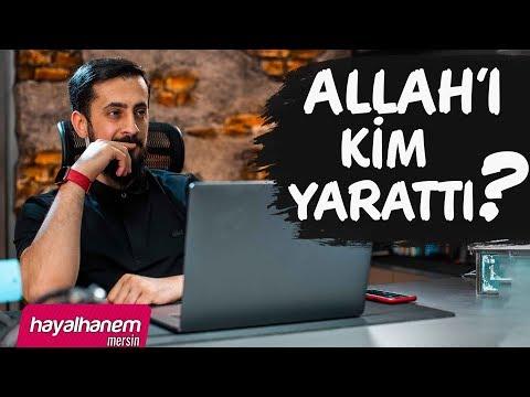 Ateist Sordu: Allah'ı Kim Yarattı?  | Mehmet Yıldız