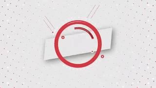 Modern Intro #1 . Motion Design AE Template