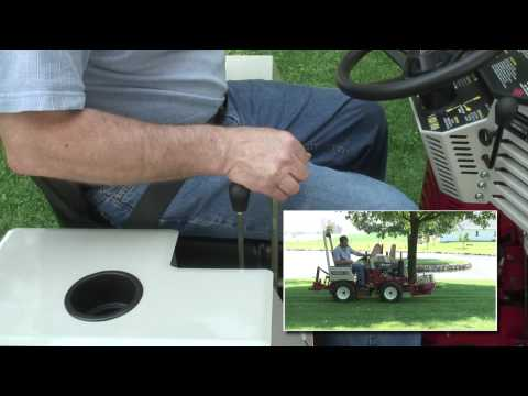 Ventrac 4000 series Operational Video 02 - Controls and Guages