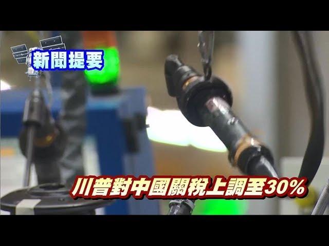 華語晚間新聞08232019