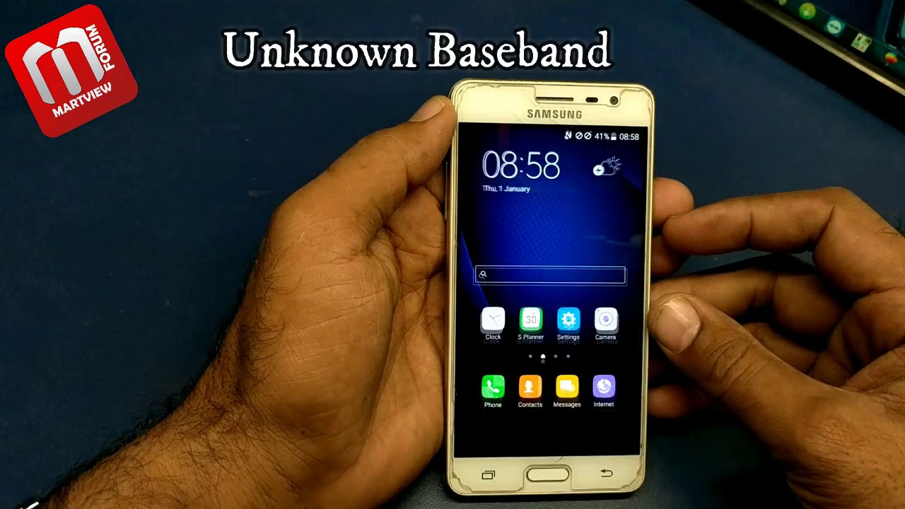 Samsung Unknown Baseband Fix Solution Without Box