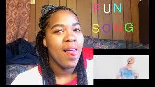 """A fun song "" music video - Ricky Dillon {FAN REACTION}!!!"