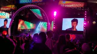 Shawn Mendes-Nothin' Holding Me Back/Stitches/Nervous/Lost In Japan/Mercy/In My Blood @ WANGO TANGO