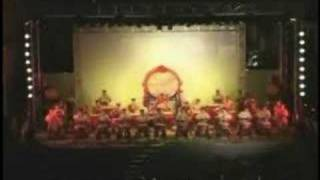 Jigu! Thunder Drums of China® - The Bull and the Tiger