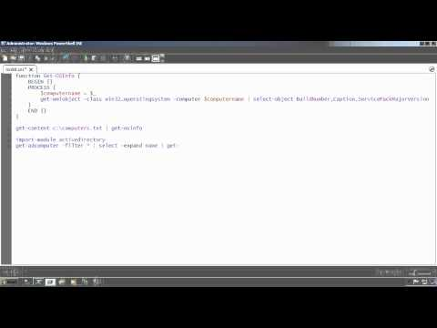 Chapter 21 - Pipeline Functions.mov