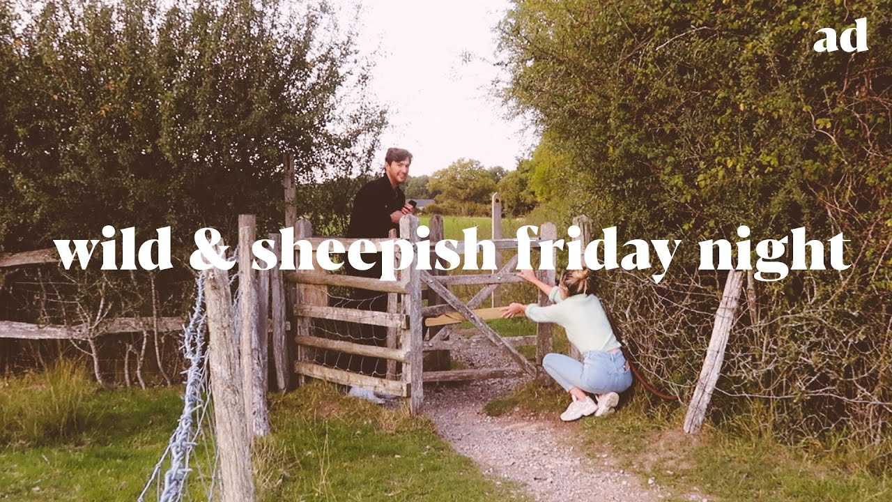 Wild & Sheepish Friday Night | ad