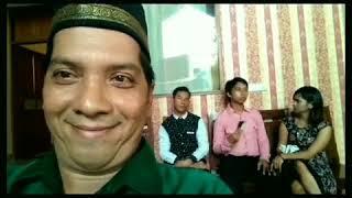 Shooting FTV Perahu Cinta Tukang Sapu. PH.Diwangkara. Hari Rabu, 21/2/2018. Video Ke - 1.