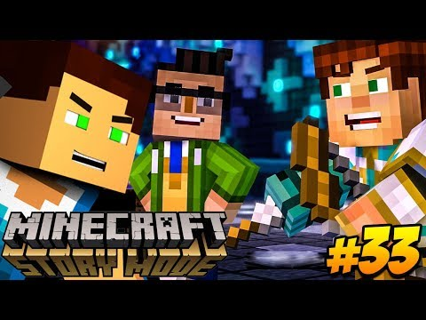 MINECRAFT Z FABUŁĄ #33 - NORMALNIE PARTY!! | MINECRAFT STORY MODE SEZON 2 | Epizod 2