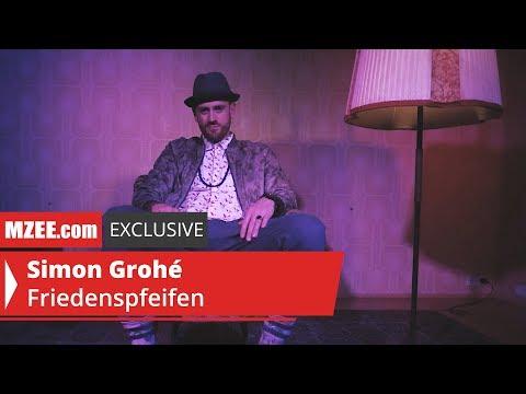 Simon Grohé – Friedenspfeifen (MZEE.com Exclusive Video)