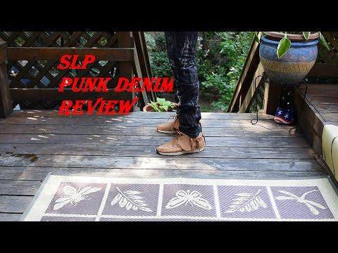 Saint Laurent Black Punk Denim Review