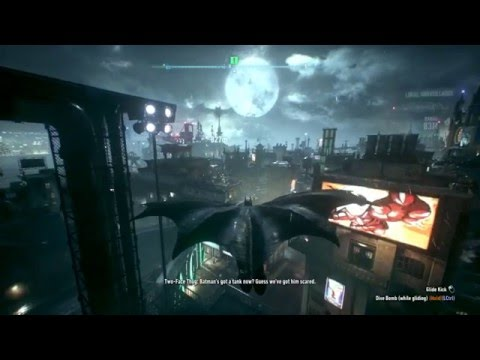 Batman Arkham Knight Gaming performance (After patched) |