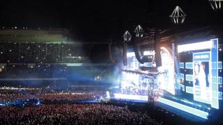 Cheek Olympiastadion feat.Katri-Helena@Puhelinlangat laulaa