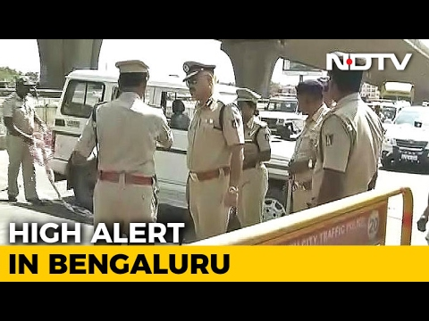 Bengaluru On Red Alert After Car Was Shot At On Outskirts
