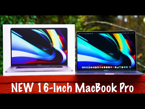 NEW 2019 MacBook Pro 16-Inch - Unboxing & Review!