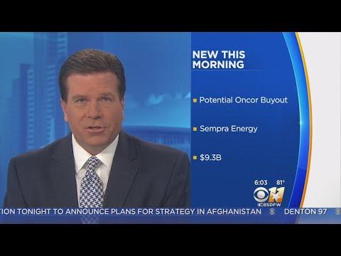 Sempra Energy Bids $9.45 billion To Buy Dallas-Based Oncor