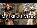 ZURI GOES TO ISRAEL! THE HOLY LAND WITH MY FAM   TRAVEL VLOG