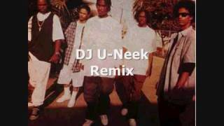 Bone Thugs N Harmony - If I Could Teach The World (DJ U-Neek Remix)