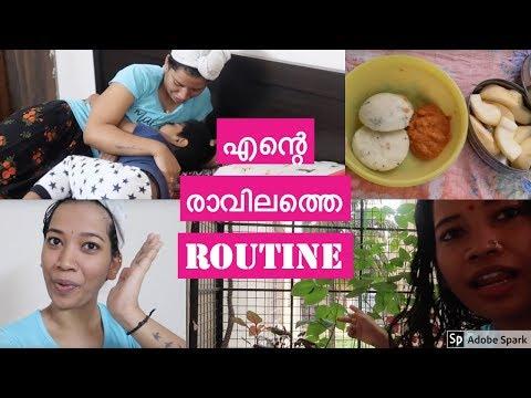 എന്റെ രാവിലത്തെ Routine I My Morning Routine I Vlog I #ASHVlogs