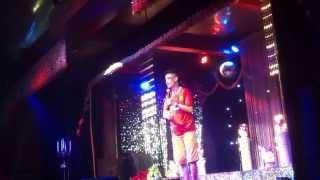Hài Hiệp Gà- live show ca sĩ Lưu Kỳ Hương