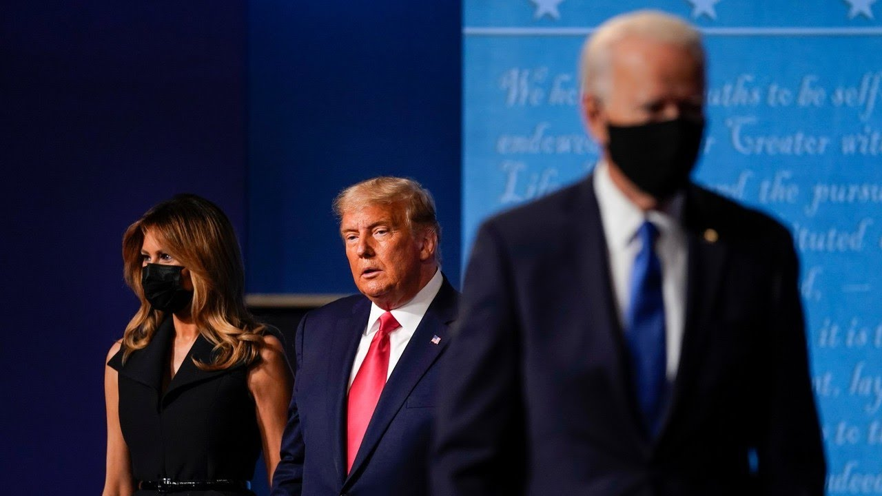 Final debate saw 'one hell of a TKO' for Donald Trump