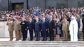 25/10/17 Participare la Ceremonia Militara de Ziua Armatei Romane