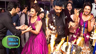Divyanka Vivek RECEPTION PARTY | Unseen Pictures | Mr and Mrs Dahiya