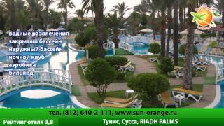 Отель Riadh Palms в Тунисе. Отзывы фото.