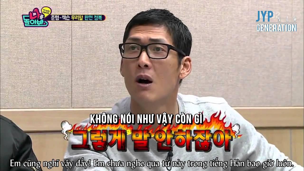 [Vietsub by JNG] Korean Class Cut (Joon,  Wooyoung, Jackson) (26.02.16)