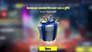 [LEAK] DIFFERENT GIFT BOX STYLES COMING! FORTNITE BATTLE ROYALE